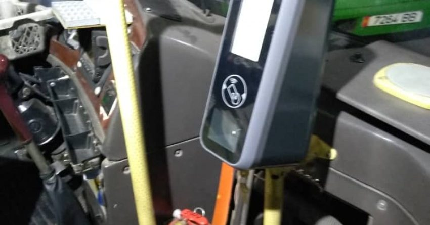 Электронное билетирование: началась масштабная установка валидаторов