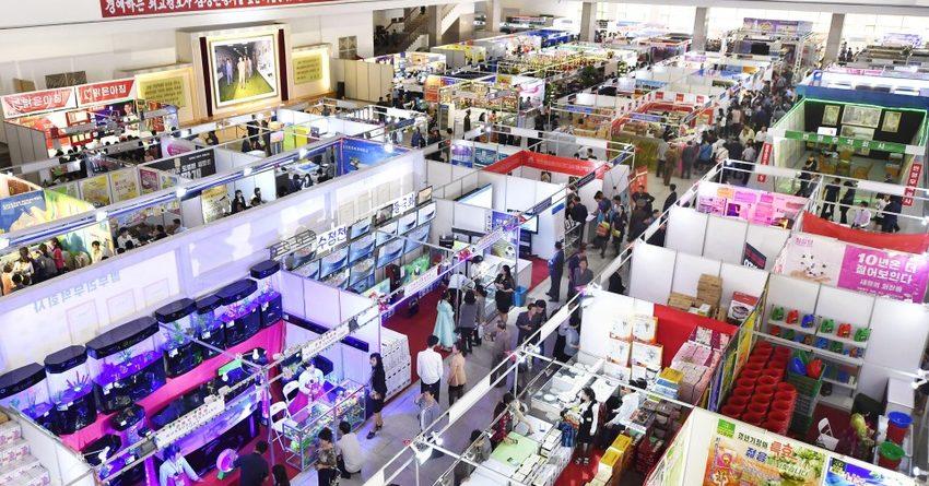 Кыргызские товары представили на выставке Import Goods Fair в Корее