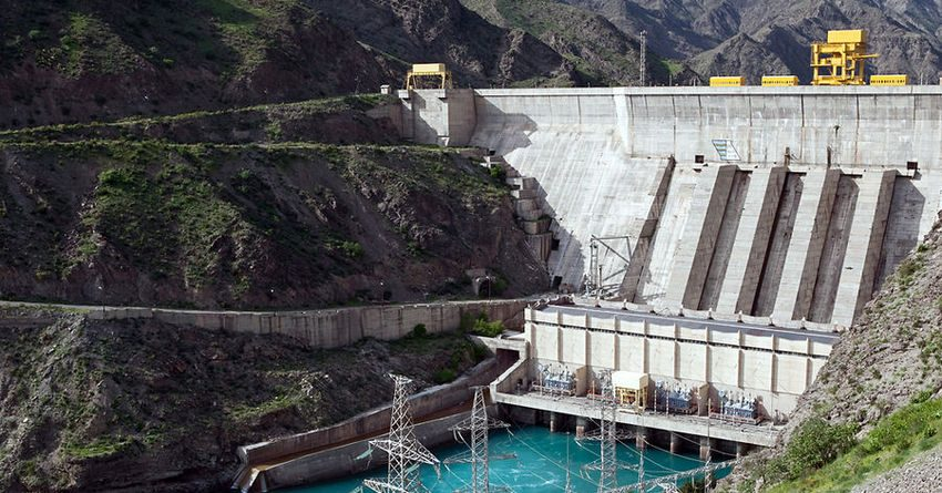 Новый блочный трансформатор стоимостью $2 млн заработал на Токтогульской ГЭС