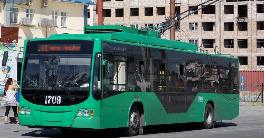 Парламент ратифицировал соглашения о получении кредита и гранта от ЕБРР на закупку 50 троллейбусов для Бишкека