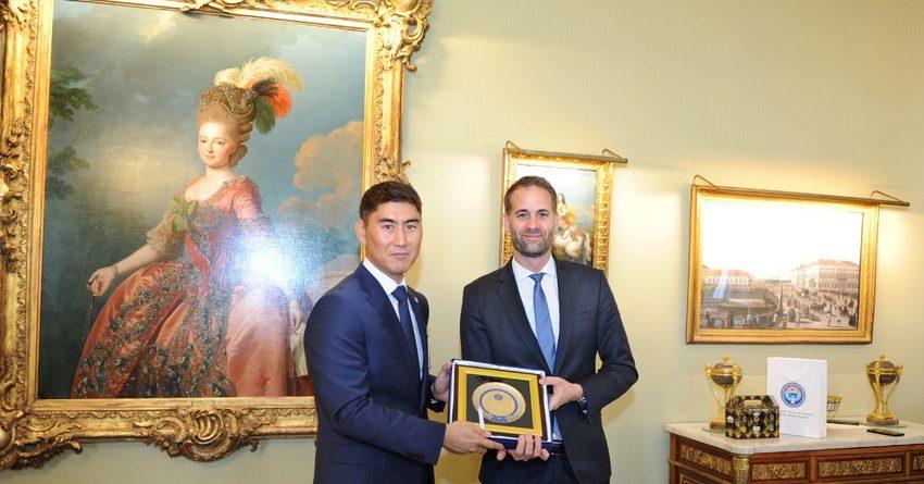 Кыргызстан заинтересован в привлечении инвестиций из Швейцарии