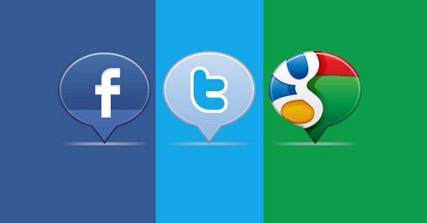 Facebook, Google и Twitter обвиняются в нарушении прав пользователей