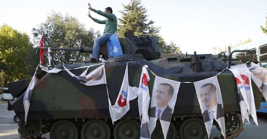 Потери турецкой экономики после попытки переворота оценили в $100 млрд