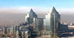 Алматы обогнал Москву в рейтинге глобальных финансовых центров