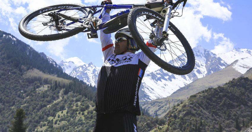 Спорт и экология: велопробег в альплагерь «Ала-Арча»