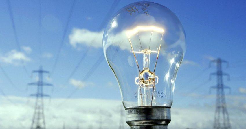 За сентябрь кыргызстанцы потребили 856 млн киловатт-часов электроэнергии
