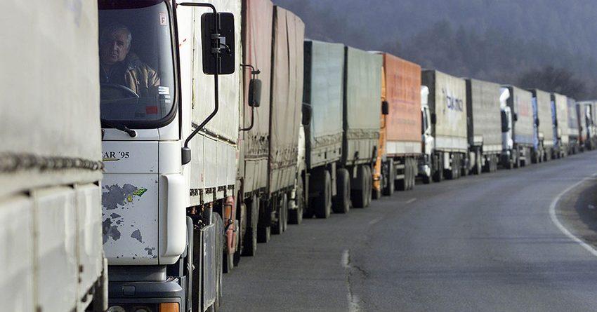 Внешнеторговый оборот Кыргызстана сократился на 21.7% за пять лет