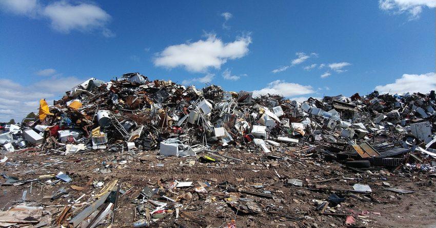 На свалках РК накоплено почти 47 млн тонн отходов