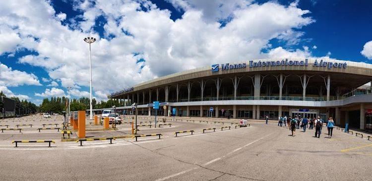 Акции аэропорта «Манас» подешевели на 2.58%