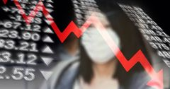 Спад экономики Кыргызстана составил 6.9%