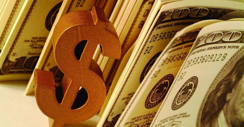 Нацбанк потратил $78 млн на интервенции