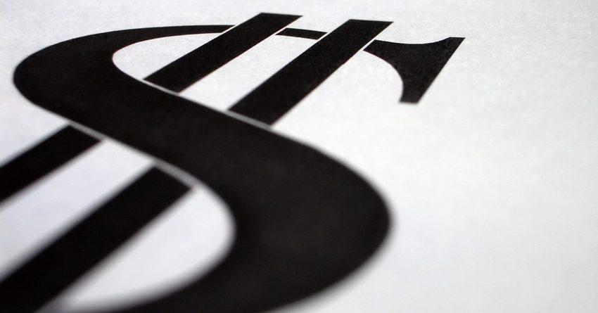 В ноябре НБ КР потратил $43 млн на сдерживание роста доллара