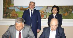 Торговые палаты Татарстана и КР подписали соглашение о сотрудничестве