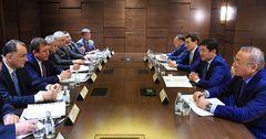Алматы и Ташкент намерены укреплять торгово-экономические связи