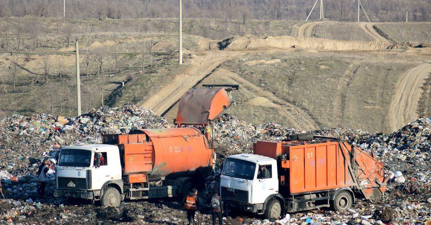 В конце 2020 года в Бишкеке появится новый мусорный полигон