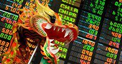 Акции Китая достигли максимума с 2008 года