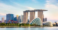 Власти Сингапура выделили $2.5 млрд населению в связи с пандемией