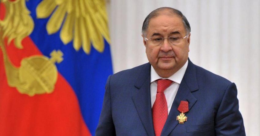 Миллиардер Алишер Усманов лишился статуса налогового резидента России