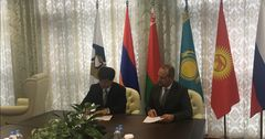 ЕАЭС и Китай обсудили положения соглашения о торгово-экономическом сотрудничестве