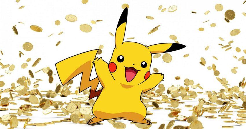Игра Pokemon Goза 1-ый месяц принесла создателям 200 млн долларов