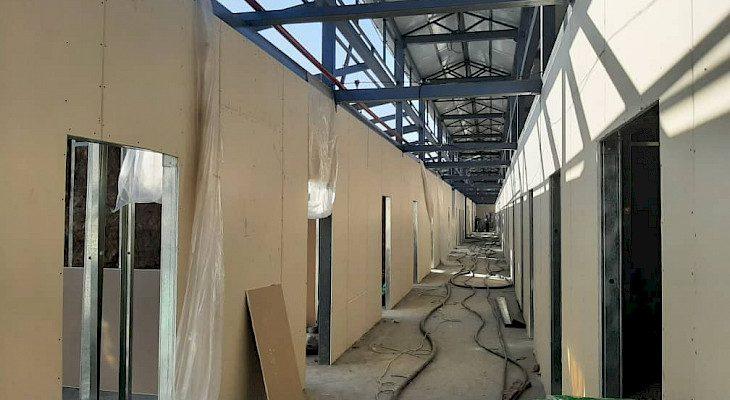 На строительство больницы в Оше выделили 50 млн сомов