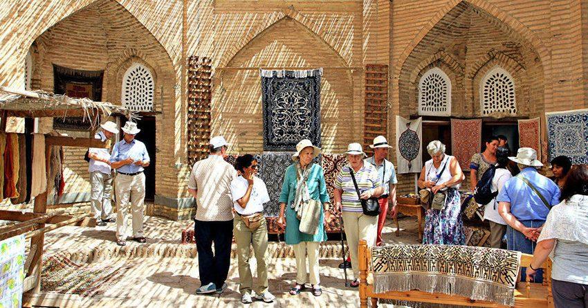 Узбекистан объявил о двукратном увеличении числа туристов
