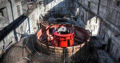 ЕФСР выделил Кыргызстану $110 млн на второй гидроагрегат для Камбаратинской ГЭС-2