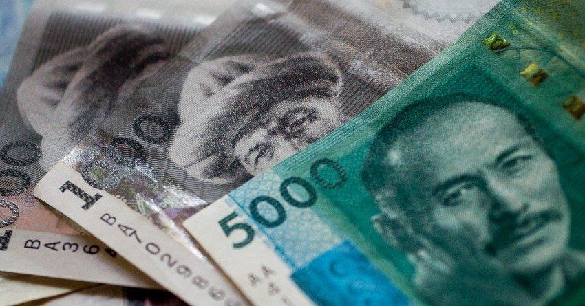Доходы бюджета за I полугодие 2017 года составили 55 млрд 671.9 млн сомов