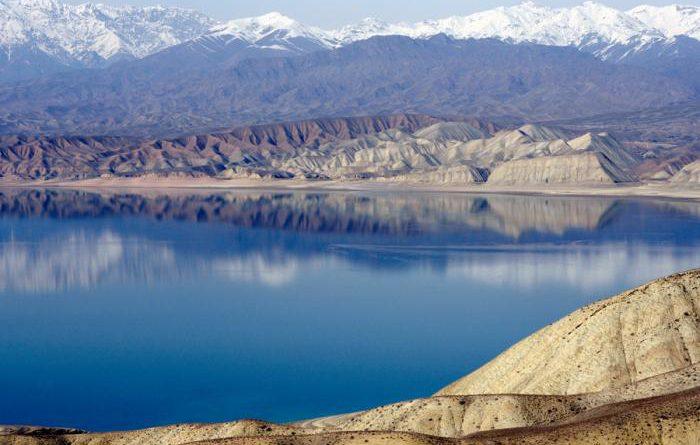 Токтогулсуу сактагычында 14 млрд 582 млн куб метр суу бар