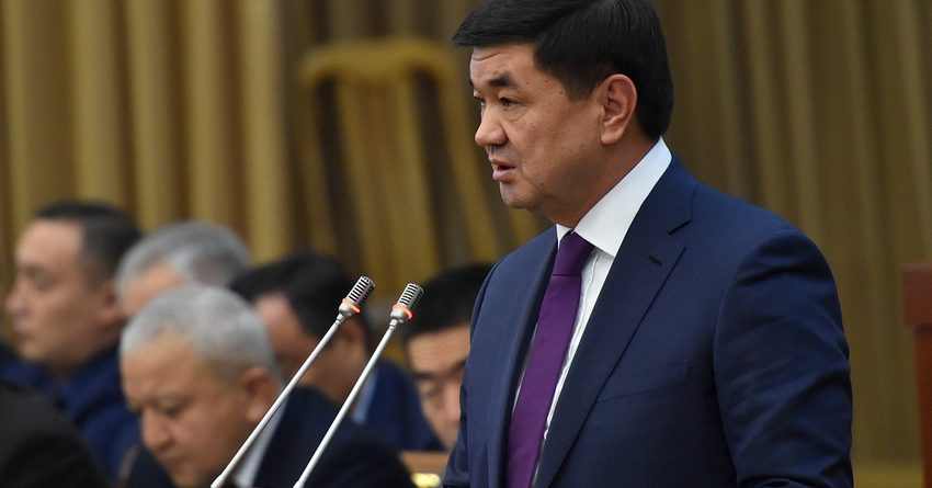 Абылгазиев: Мы полностью перейдем к цифровому обслуживанию таможни