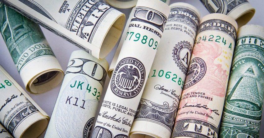 Нацбанк провел интервенцию на $12 млн