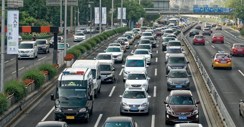 Продажи автомобилей в Китае снизились на 92%