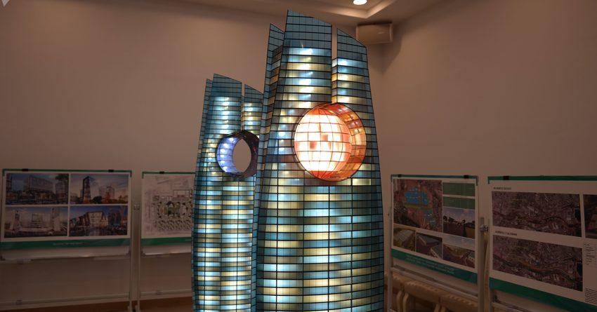 В Ташкенте построят башни-близнецы высотой 230 метров