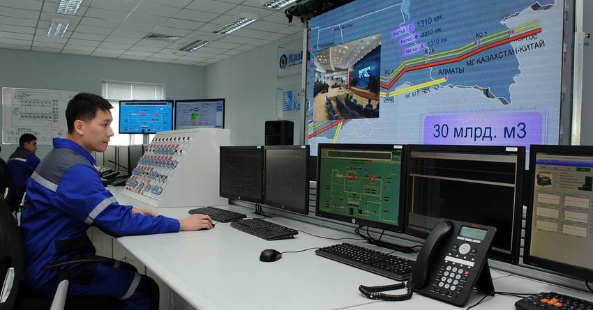 Экспорт казахстанского газа в Китай достигнет 5 млрд кубометров