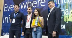 «Не могли приехать без победы!» Кыргызский стартап покорил Нур-Султан