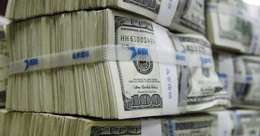 Внешний долг Кыргызстана вырос перед 16 кредиторами из 22