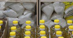 Госматрезервы КР пополнят запасы сахара и масла