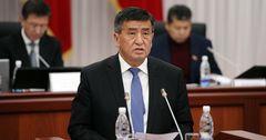 Премьер-министр пообещал рост ВВП Кыргызстана в 2017 году на уровне 2.9%