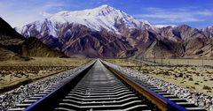 Из Китая в КР отправили первую партию груза по новому железнодорожному маршруту