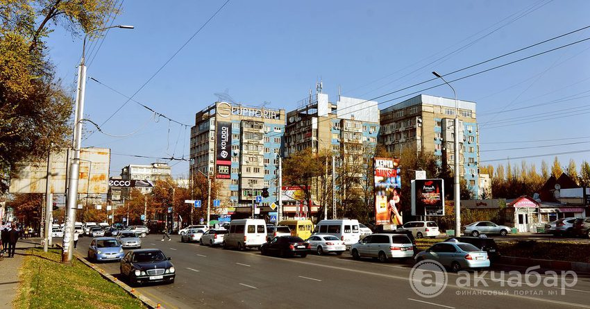 В 2020 году бюджет Бишкека достигнет 10 млрд сомов