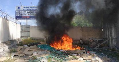 Цена мусора: за сколько можно продать твердые отходы в Бишкеке?