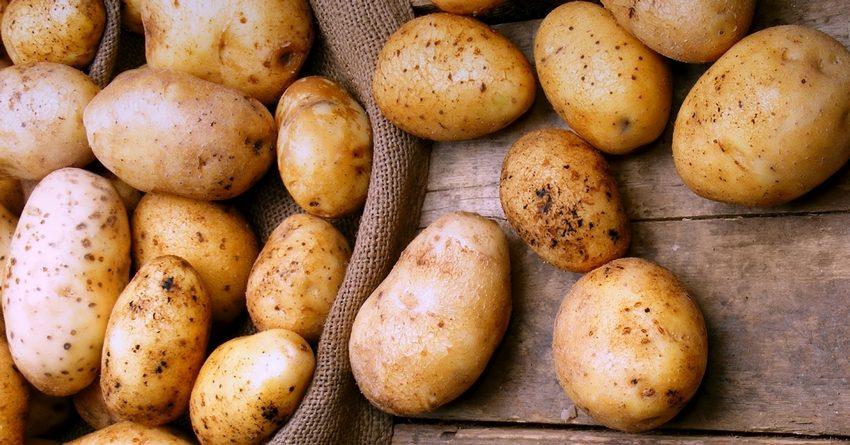 В Кыргызстане 2 месяца подряд растут цены на картофель, молоко и яйца