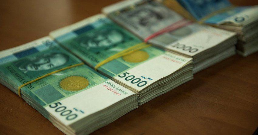 В КР крупную налоговую задолженность имеет 81 компания на сумму свыше 370 млн сомов