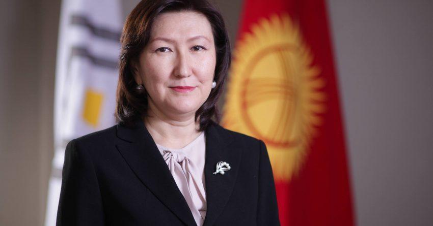 Лада Орозбаева освобождена от должности зампреда НБ КР