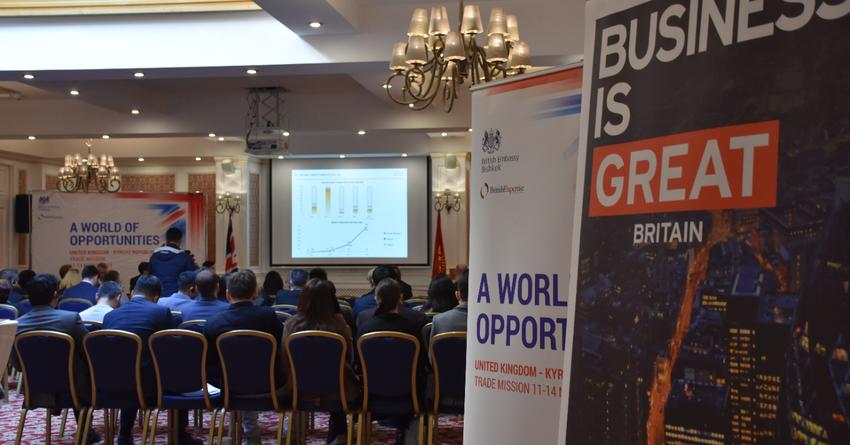 Британские компании в восторге от кыргызских IT-специалистов