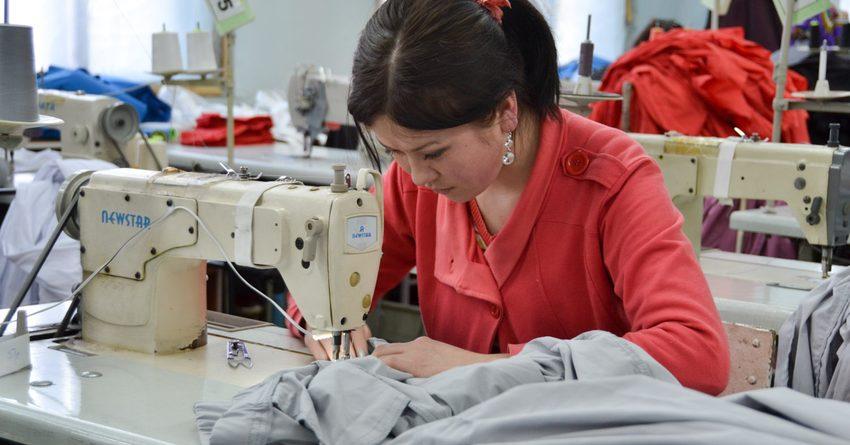 Одежду из Кыргызстана вытесняют с российского рынка