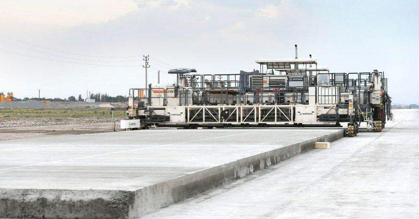 В Узбекистане строят новый аэропорт