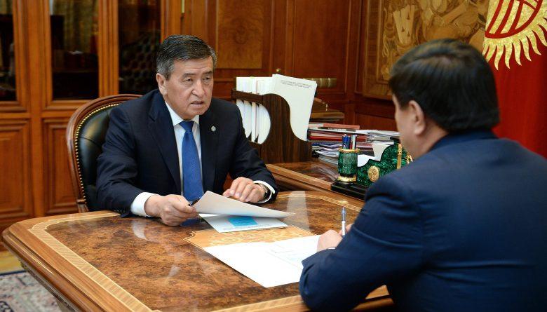 Президент и премьер-министр обсудили стратегические направления 2020 года