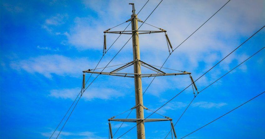 Завершена установка опор и линий электропередачи стоимостью 1.8 млн сомов