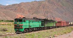 Кыргыз темир жолу потратило на оказание спонсорской помощи 33.2 млн. сомов